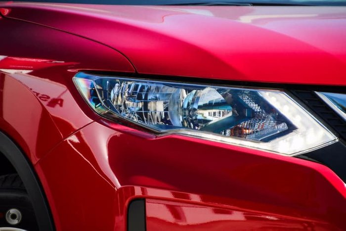 2019 Nissan X-TRAIL ST T32 Series II 4X4 On Demand Red