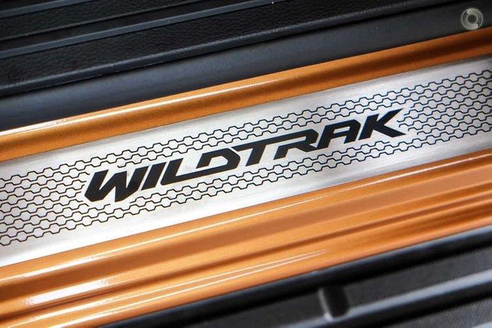 2019 Ford Ranger Wildtrak PX MkIII MY19.75 4X4 Dual Range Orange