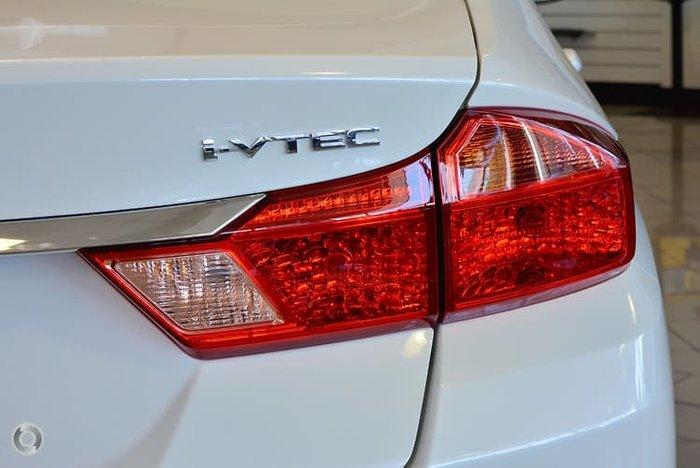 2019 Honda City VTi-L GM MY19 White