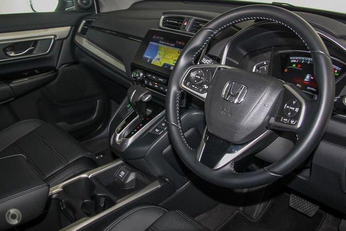 2019 Honda CR-V VTi-LX RW MY19 4X4 On Demand White