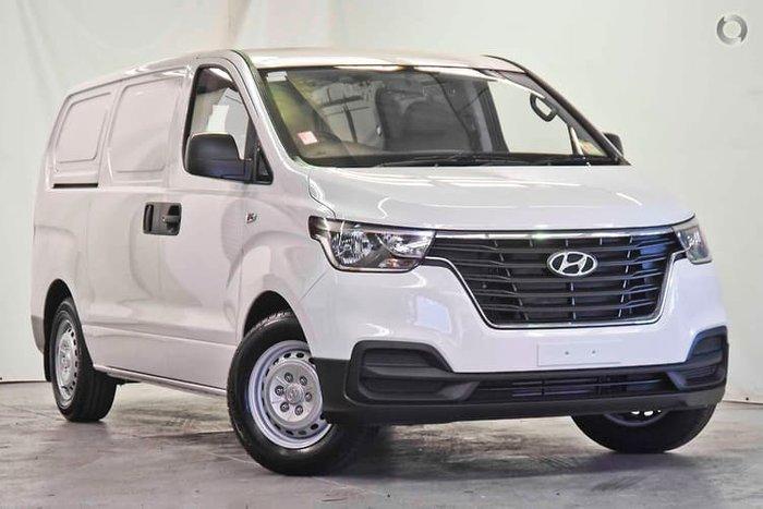 2019 Hyundai iLoad TQ4 MY19 White
