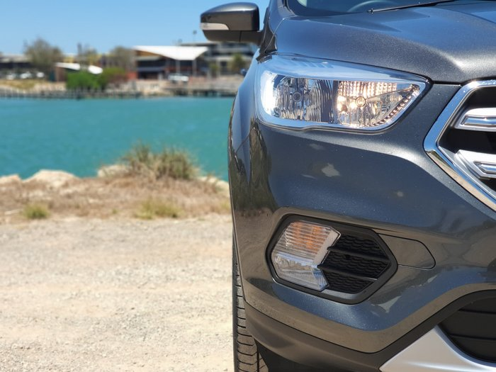 2019 Ford Escape Trend ZG MY19.25 4X4 On Demand Grey