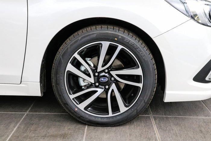 2019 Subaru Liberty 2.5i 6GEN MY19 Four Wheel Drive White