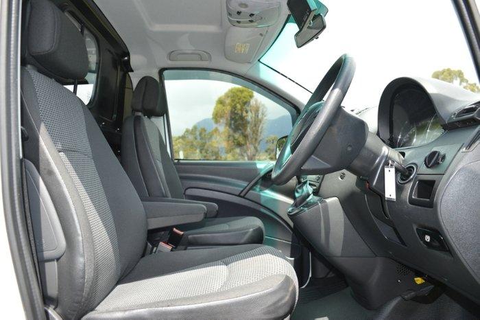 2015 Mercedes-Benz Vito 116CDI 639 WHITE