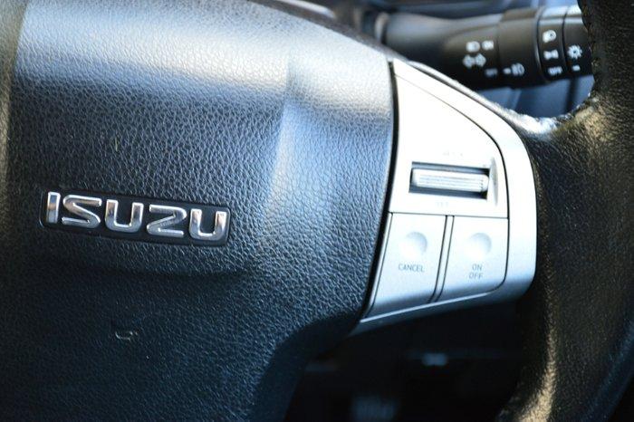 2015 Isuzu MU-X LS-T MY15 4X4 Dual Range BLACK