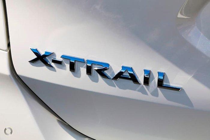2018 Nissan X-TRAIL ST-L N-SPORT T32 Series II White