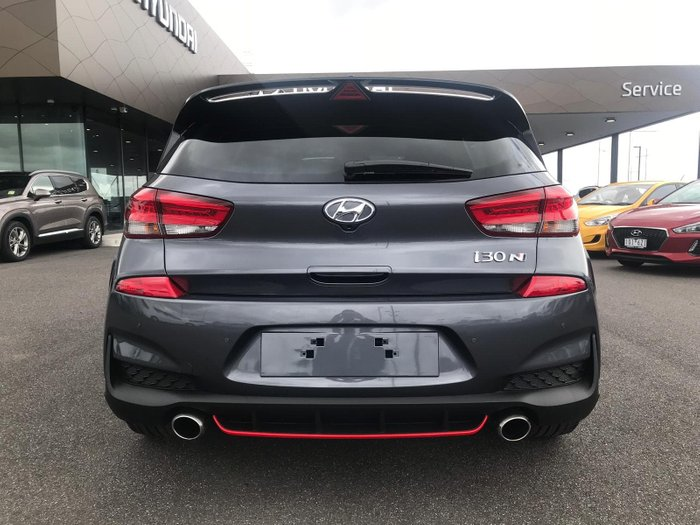 2019 Hyundai i30 N Performance PDe.2 MY19 Grey