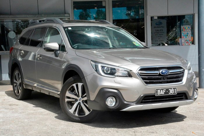 2018 Subaru Outback 3.6R 5GEN MY18 Four Wheel Drive Brown
