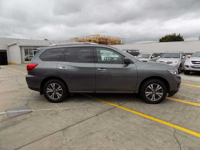 2017 Nissan Pathfinder ST R52 Series II MY17 Grey