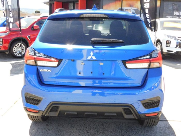 2020 Mitsubishi ASX LS Exceed Lightning Blue