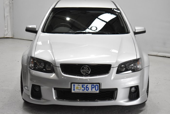 2012 Holden Commodore SS VE Series II MY12 Silver