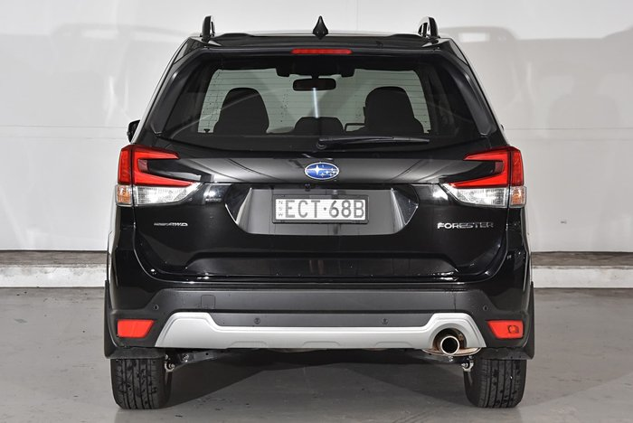 2019 Subaru Forester 2.5i-S S5 MY19 Four Wheel Drive Black