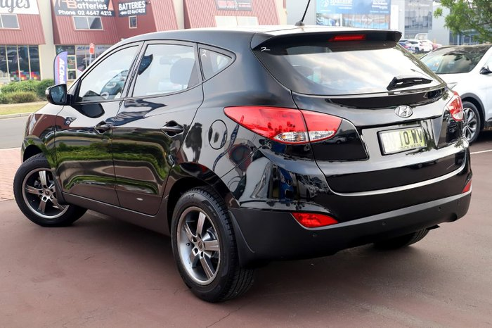 2012 Hyundai ix35 Active LM MY12 Black
