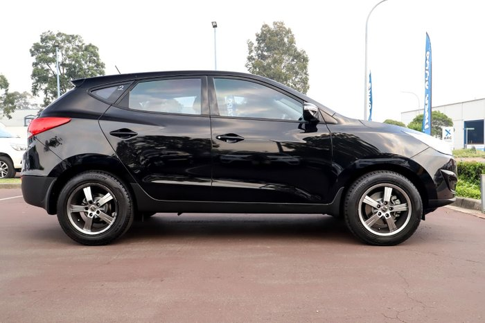 2012 Hyundai ix35 Active LM MY12 Black