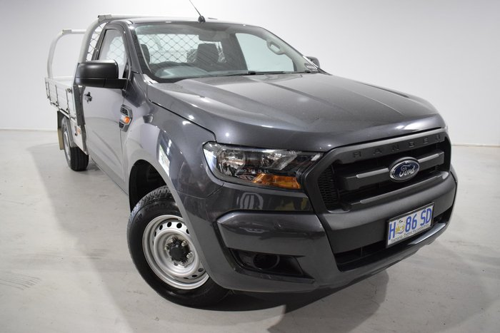 2018 Ford Ranger XL PX MkIII MY19 Blue