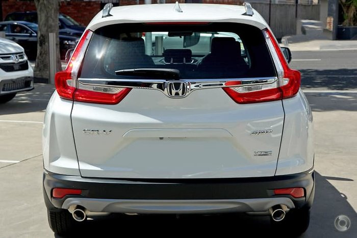 2019 Honda CR-V VTi-S RW MY20 4X4 On Demand White