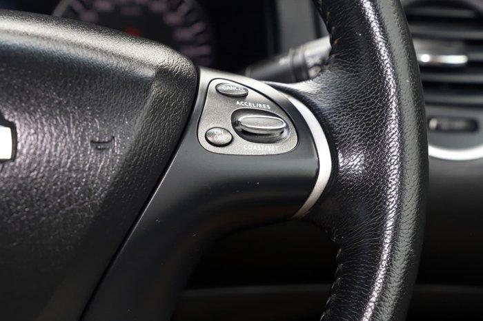 2014 Nissan Pathfinder ST-L R52 MY14 Blue
