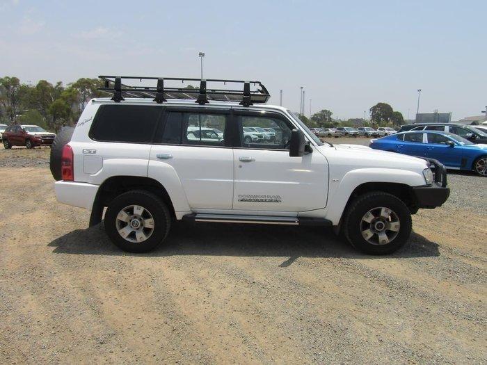 2011 Nissan Patrol ST GU 7 MY10 4X4 Dual Range