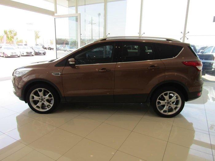2013 Ford Kuga Titanium TF 4X4 On Demand Bronze