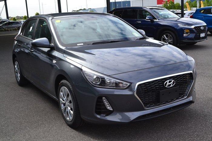 2019 Hyundai i30 Go PD.3 MY20 Grey