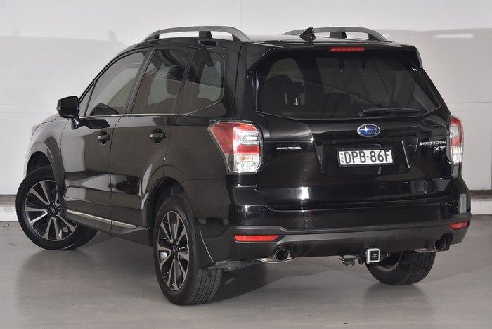 2017 Subaru Forester XT Premium S4 MY17 Four Wheel Drive Black
