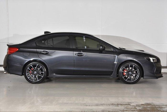 2018 Subaru WRX Premium V1 MY19 Four Wheel Drive Grey