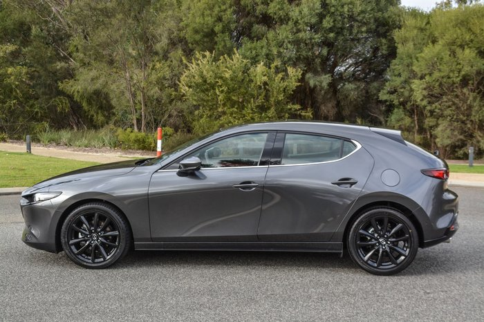 2019 Mazda 3 G25 Astina BP Series Grey