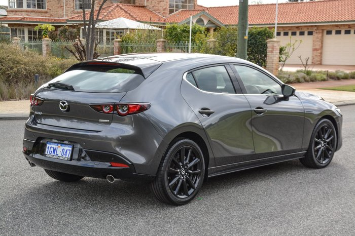 2019 Mazda 3 G25 Astina BP Series Machine Grey