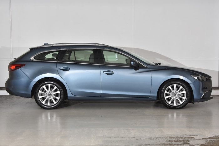 2017 Mazda 6 Touring GL Series Blue