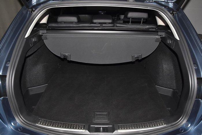 2017 Mazda 6 Touring GL Series Blue