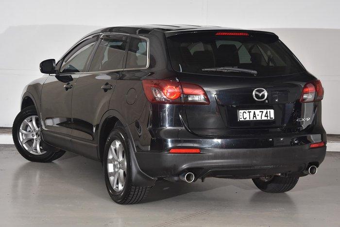 2014 Mazda CX-9 Classic TB Series 5 Black