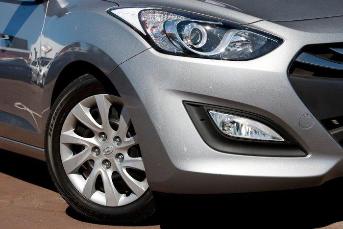 2014 Hyundai i30 Active GD2 MY14 Silver