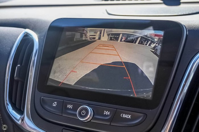 2018 Holden Equinox LTZ EQ MY18 Four Wheel Drive Black