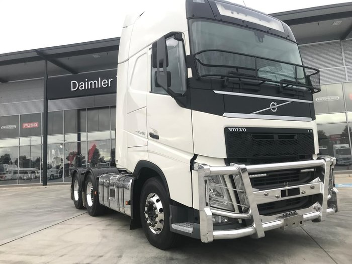 2015 VOLVO FH540 GLOBETROTTER null null null