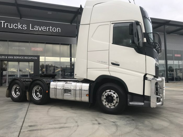 2015 Volvo FH540 GLOBETROTTER