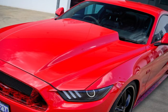 2017 Ford Mustang GT FM MY17 RACING RED