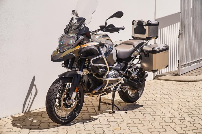 2014 BMW R 1200 GS ADVENTURE null null null