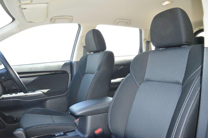 2018 Mitsubishi Outlander ES ZL MY19 4X4 On Demand SILVER