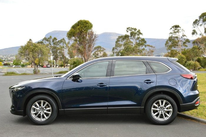 2016 Mazda CX-9 Touring TC BLUE