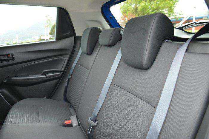 2018 Suzuki Swift GL Navigator AZ BLACK