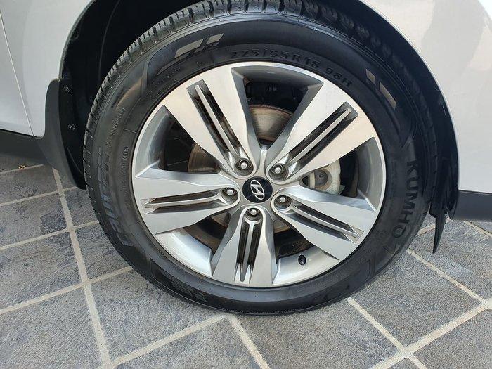 2014 Hyundai ix35 Highlander Series II 4X4 On Demand Silver