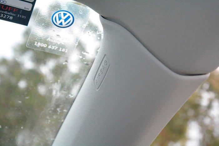 2011 Volkswagen Tiguan 132TSI 5N MY12 Four Wheel Drive White