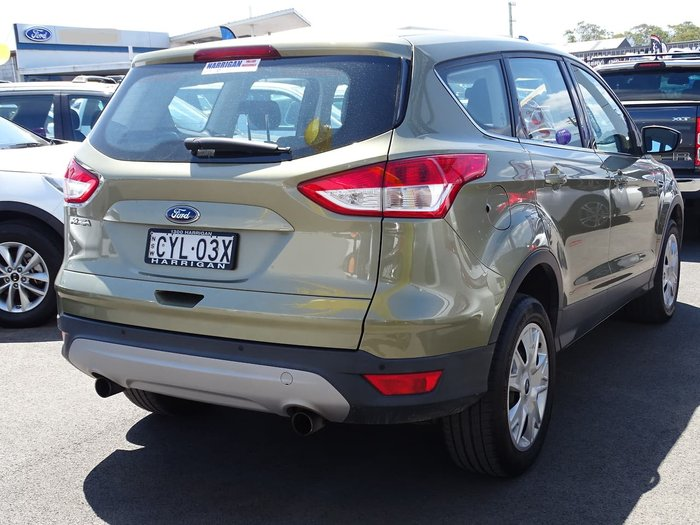 2015 Ford Kuga Ambiente TF MkII MY15 4X4 On Demand Bronze