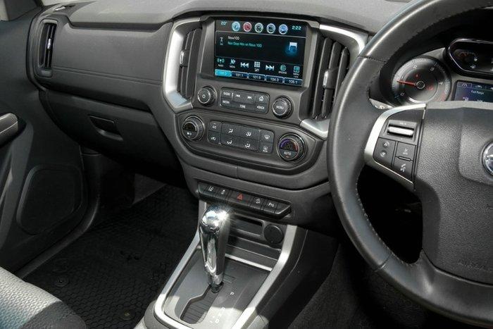 2019 HOLDEN COLORADO LTZ DUAL CAB 4X4 RG MY19 SUMMIT WHITE