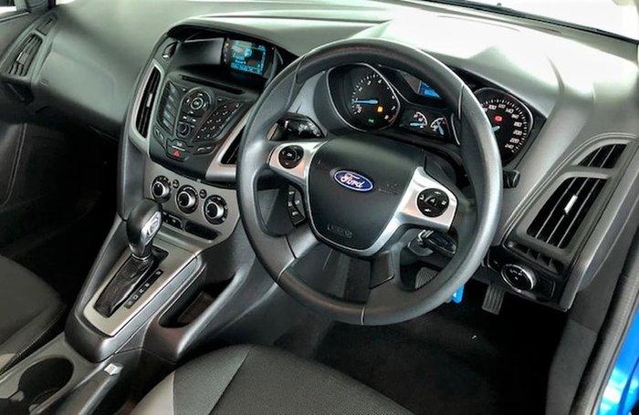 2014 Ford Focus Ambiente LW MKII MY14 Blue
