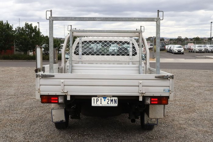 2014 Toyota Hilux Workmate KUN16R MY14 White