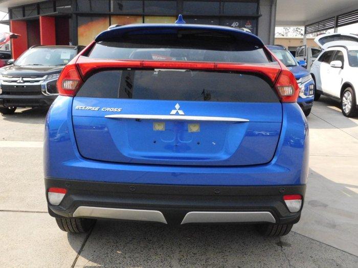 2019 Mitsubishi Eclipse Cross LS YA MY19 Lightning Blue