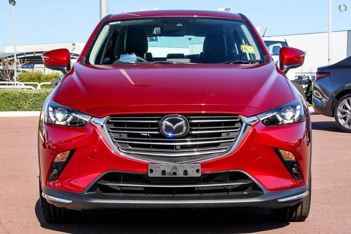 2019 Mazda CX-3 Akari DK Red