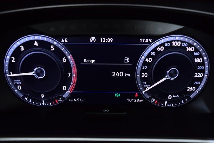2019 Volkswagen Tiguan 132TSI Comfortline 5N MY19.5 Four Wheel Drive Grey