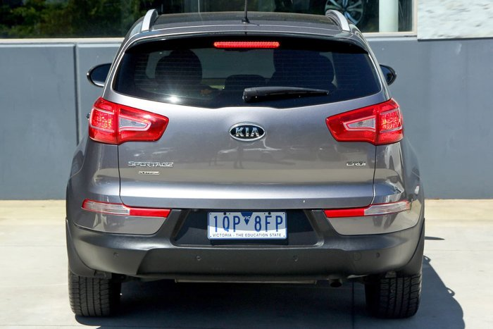 2012 Kia Sportage Platinum SL MY12 4X4 On Demand Grey